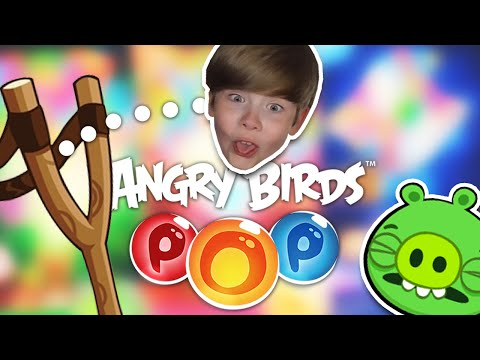 Angry Birds POP! | Mobile Games