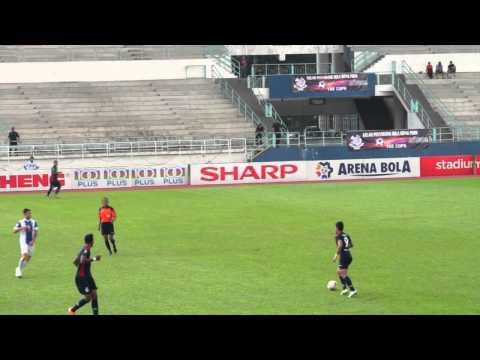 MALAYSIA PREMIER LEAGUE: PDRM FA VS JDT ll replay