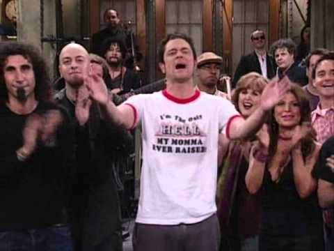 System Of A Down - Live On TV, At SNL Show 7-05-2005