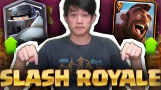 How to Get Tнe Most Out Of Slash Royale (BEST DECKS)