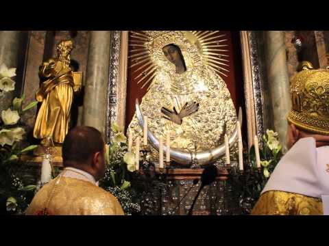 Молитва заУкраїну біля чудотворної ікони Остробрамської Матері Божої