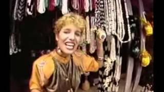 Clipe de Sarajane - A Roda - 1987