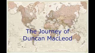 The Journey of Duncan MacLeod