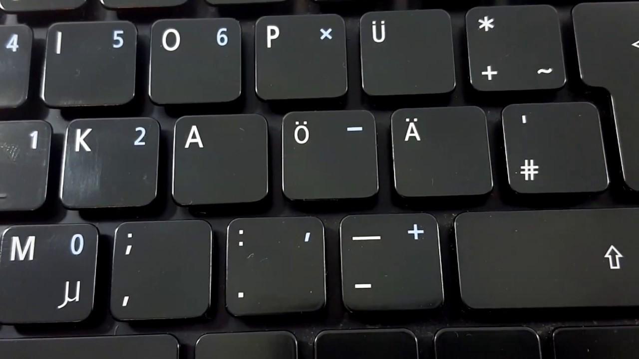 Laptop Tasten Funktionieren Nicht Rausnehmen Und Austauschen Losung Reparatur Anleitung Youtube