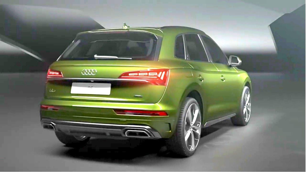 2021 Audi Q5 | New 2021 Audi Q5 Interior, Exterior And ...