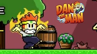 Dan The Man - NEW!  Sub Levels B1 - B5 With Dan [60Fps] (Android)