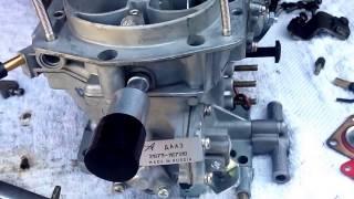 видео Видео регулировка карбюратора ваз 21213 солекс