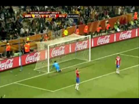 Australia vs Serbia FIFA World Cup 2010 Highlights