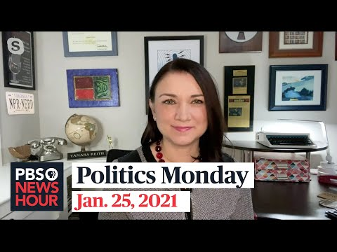 Tamara Keith and Amy Walter on President Biden's executive actions