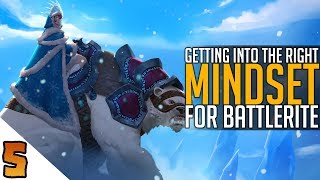 Getting Into The Grand Champion Mindset in Battlerite