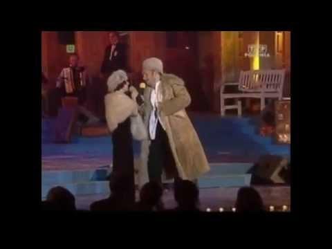 Hanna Slesinska & Piotre Gasowski - Ty lubisz mienia