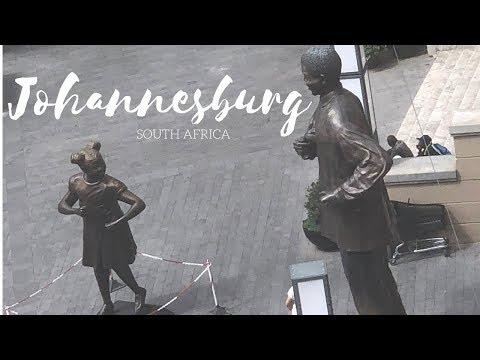 Johannesburg | Vlog | Sonal Maherali