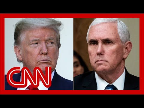 'Mr. Pence lost it': New book details VP's fight with Trump