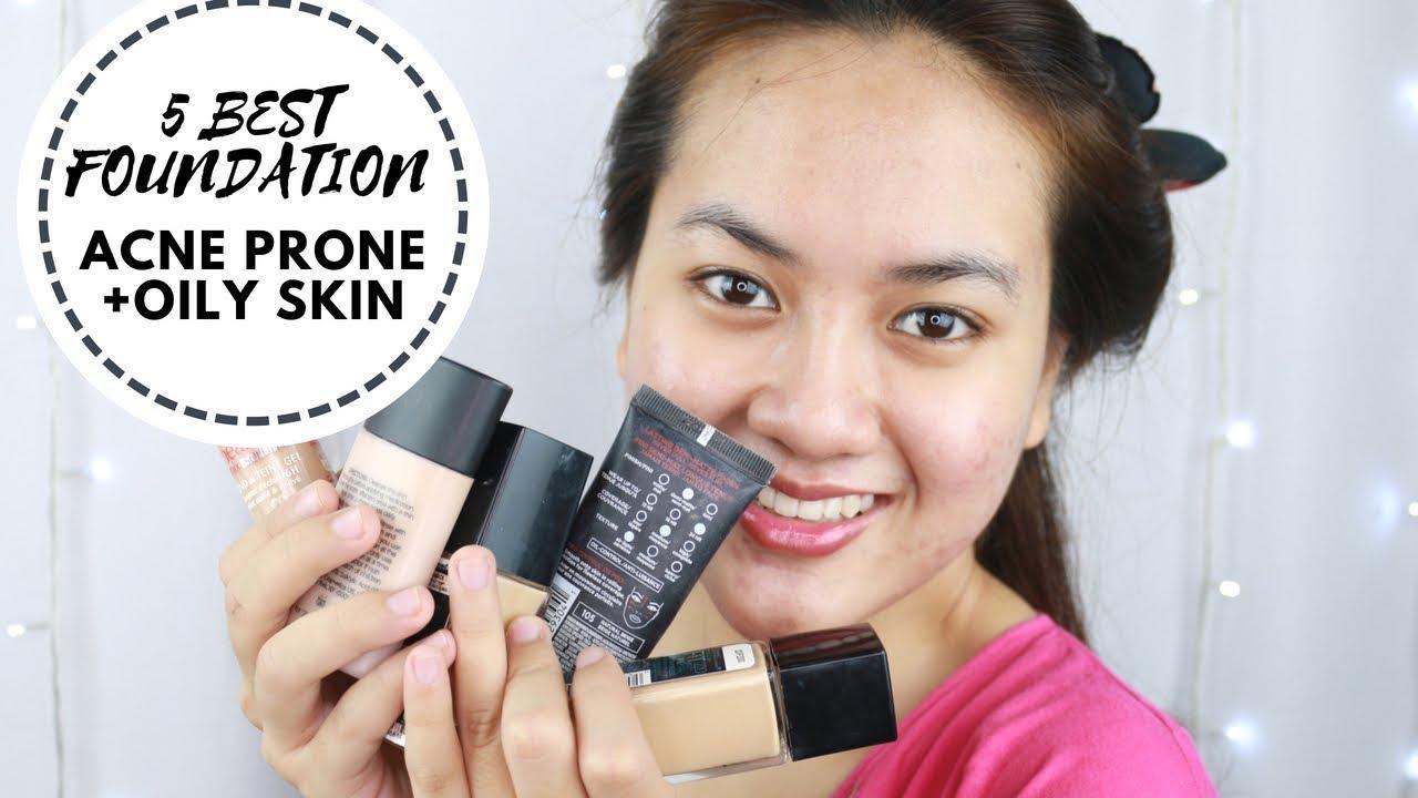 Make Up 18 Kulit Sensitif Dan Berjerawat