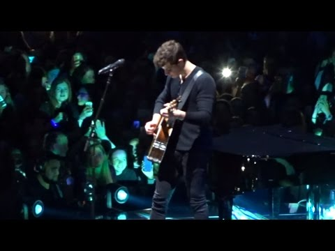 Shawn Mendes stage fails/bloopers