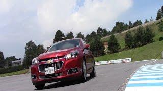 Chevrolet Malibu Turbo 2014 a prueba