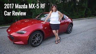 2017 Mazda Miata MX-5 RF Review - All Things Fadra
