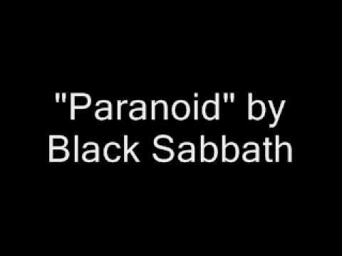 Black Sabbath Paranoid Lyrics Subtitulada Doovi