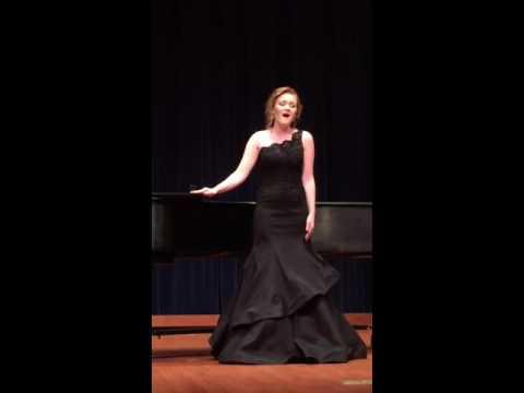 Allerseelen by Richard Strauss sung by Mandy Henrichsen