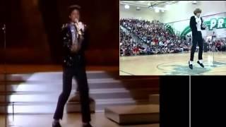 Download Pitman High Schooler Mirrors Michael Jackson and Wins Talent Show Billie Jean
