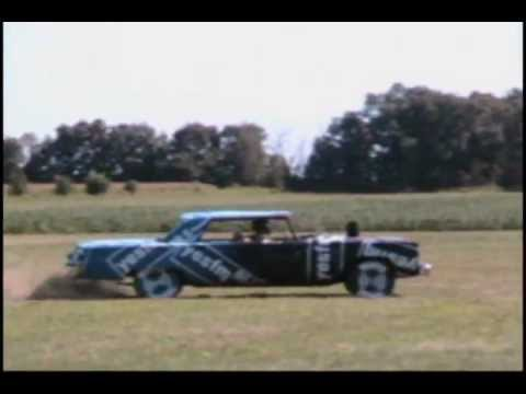 Chrysler imperial demolition derby