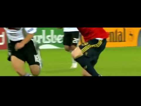 Spain Football Soccer School Academy Fernando Torres Gol Final Eurocopa 2008 Austria