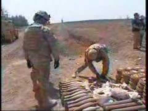 Explosive Ordnance Disposal Site