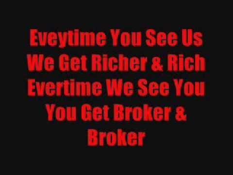 Migos - Brokanese (Lyrics On Screen) [ Y.R.N 2 ]
