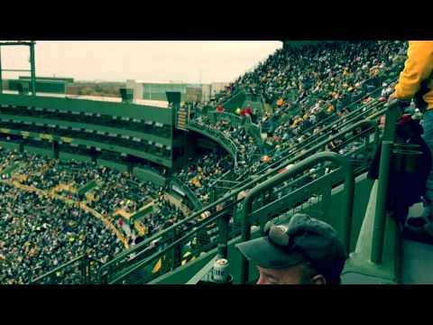 Lambeau Field in Slow Motion: Packers vs. Panthers