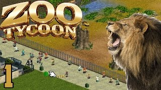 Zoo Tycoon Complete Collection EP1: Lions