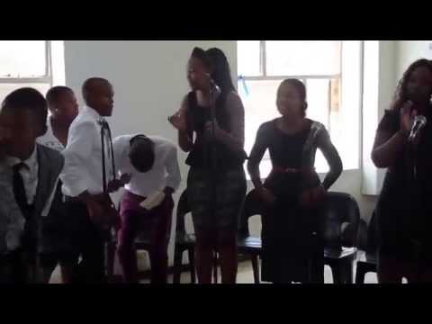 Worship & Praise by Gerald Dumisani Aphane with friends & partners