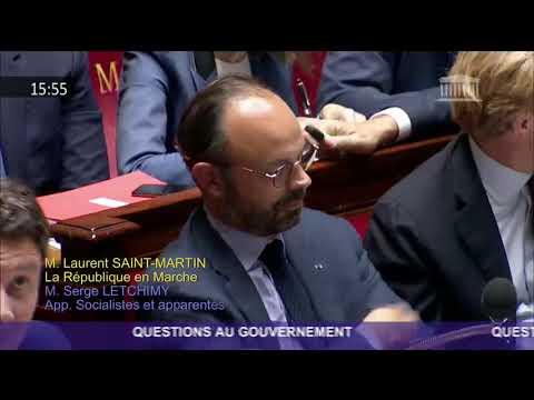 Question au gouvernement sur la transformation de l'action publique