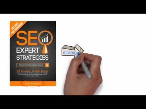 Download SEO Expert Strategies Book Trailer - London SEO Consultant Spills His White Hat Ranking Secrets