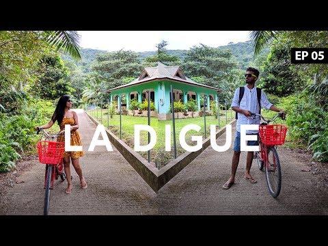 Island of Cycles - La Digue | Seychelles Budget Trip