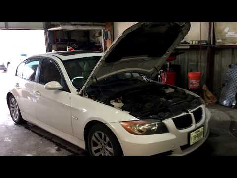 BMW E90 P0171 P0174 LEAN BANK 1 & 2 QUICK TIP - YouTube