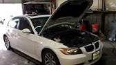 BMW N51 fault code 29E1 Mixture Control Bank 2 - YouTube