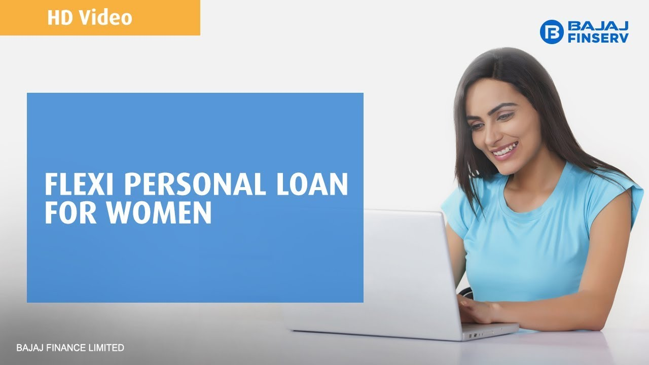 Personal Loan For Womens