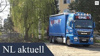 Tag der Logistik 2018 bei Reinert Logistic in Cottbus
