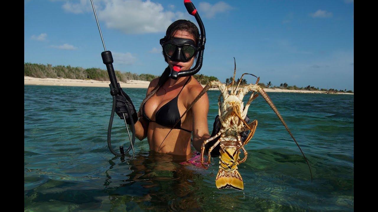 lobstering-in-grand-bahama
