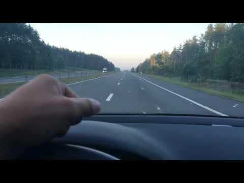 Реальный расход по трассе Skoda Octavia 1.4 Tsi 2018