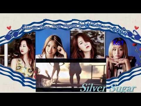 Silver Sugar- I Swear (Sistar)