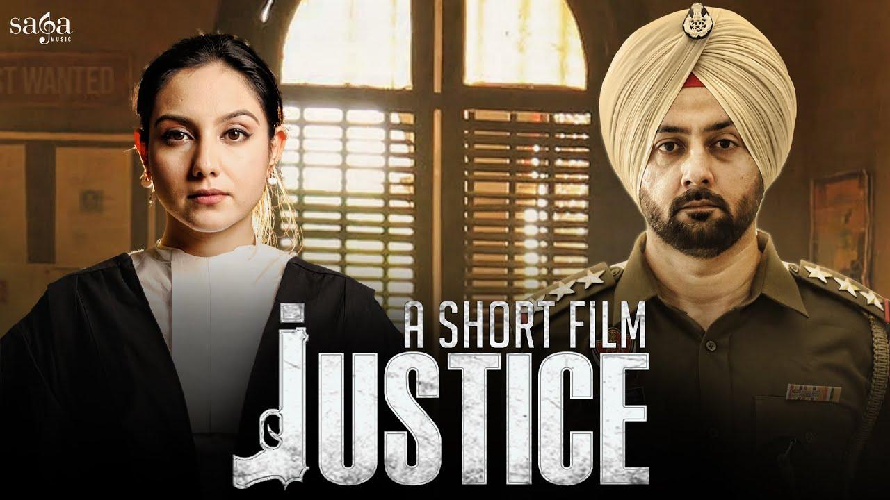 Justice New Punjabi Movies 2021   Punjabi Short Movie    Saga Music   Punjabi Movies