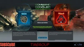 Command and Conquer Tiberium Alliances  Gameplay Day 1 - NOD - 2016