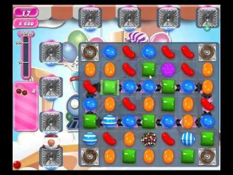 Candy Crush Saga Level 1707 - NO BOOSTERS