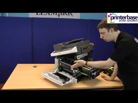 Lexmark CX310dn A4 Colour Laser Multifunction Printer