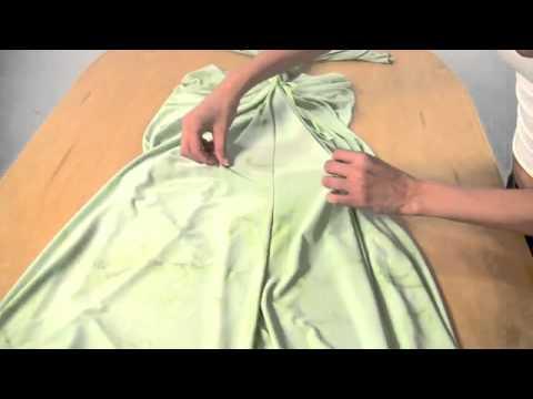 Làm một chiếc váy đẹp maxi trong 2 phút