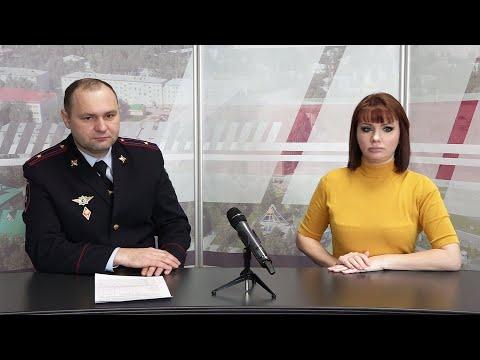 Виктор Аленников - начальник мегионской Госавтоинспекции
