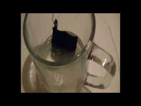Nickel Zink Akku aus Zinkoxid Kalilauge und Nickel - eflose #74