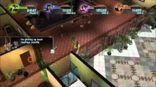 Ghostbusters: Sanctum of Slime Walkthrough [PC] - Level 1: Training Day
