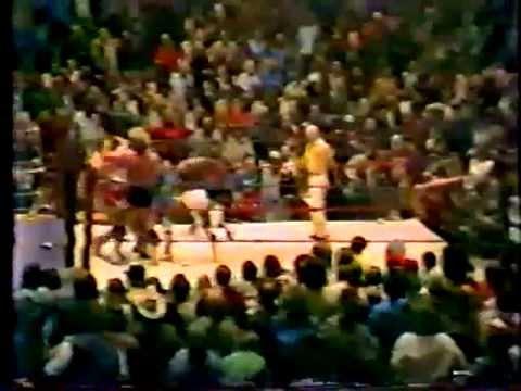 Memphis Wrestling Full Episode 01-09-1982